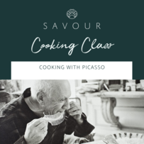 Cooking with Picasso - 8 April 2020